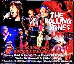 Rolling Stones/PA,USA 2013 2 Days Complete & more 6CD-R