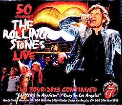 Rolling Stones/CA,USA 5.18 & 20.2013 Complete 4CD-R