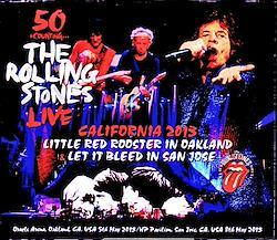 Rolling Stones/CA,USA 5.5 & 8.2013 Complete 4CD-R