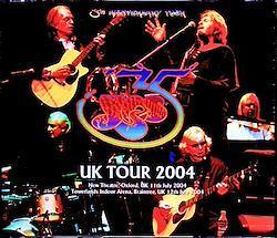 Yes/UK 2004 2 Days 3CD-R