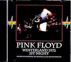 Pink Floyd/CA,USA 9.23.1972 1CD-R