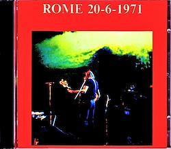 Pink Floyd/Italy 6.20.1971 Original Analogue LP  2CD-R