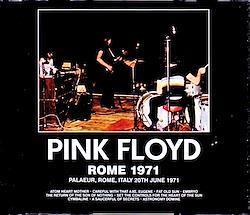 Pink Floyd/Italy 6.20.1971 Upgrade 3CD-R