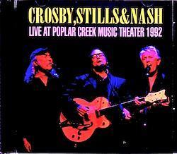 CS & N Crosby,Stills & Nash/IL,USA 1992 2CD-R