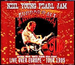 Neil Young,Pearl Jam/Europe Tour Collection 1995 6CD-R