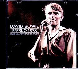 David Bowie/CA,USA 1978 1CD-R