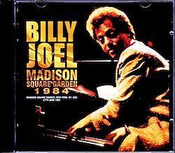 Billy Joel/NY,USA 6.27.1984 2CD-R