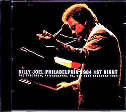 Billy Joel/PA,USA 2.13.1984 2CD-R