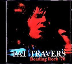 Pat Travers/England,UK 1976 1CD-R