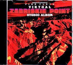 Pink Floyd/Virtual Zabriskie Point Studio Album 1CD-R