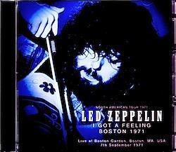 Led Zeppelin/MA,USA 1971 2 Source Recorder 2CD-R