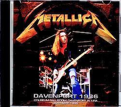 Metallica/IA,USA 1986 1CD-R
