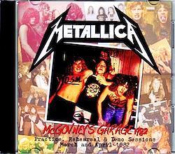 Metallica/Demo Recorded CA,USA March-April 1982 1CD-R