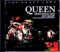 Queen/UK 12.3.1979 2CD-R