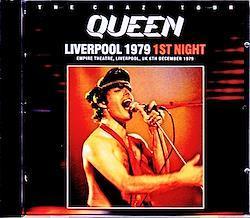 Queen/UK 12.6.1979 2CD-R