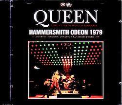 Queen/London,UK 12.26.1979 Upgrade 2CD-R