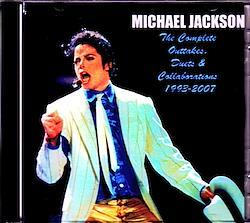 Michael Jackson/Complete Outtakes,Duets & Collaborations 1993-2007 2CD-R
