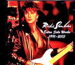 Richie Sambora/Extra Solo Works 1991-2013 1CD-R