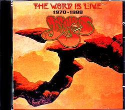 Yes/Compilation of Live Recordings from Radio Broadcast and concert Tours 1970-1988 3CD-R