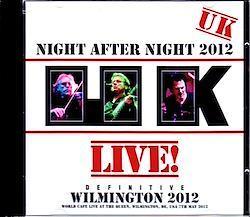 UK,John Wetton,Eddie Jobson/DE,USA 2012 Upgrade 2CD-R