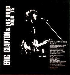 Eric Clapton/Fukuoka & Shizuoka,Japan 1975 4CD-R