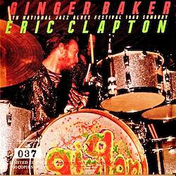 Eric Clapton,Ginger Baker/UK 1968 & more 1CD-R