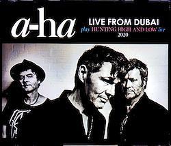 a-ha/Dubai 2020 4CD-R