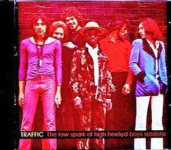 Traffic/Recording Sessions Unreleased Tracks 1971 1CD-R