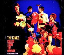 Kinks/Unreleased Demos 1965-1967 1CD-R