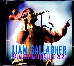 Liam Gallagher/Italy 2020 2CD-R