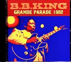 B.B. King/France 1982 1CD-R