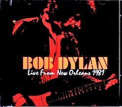 Bob Dylan/LA,USA 1981 Complate 2CD-R