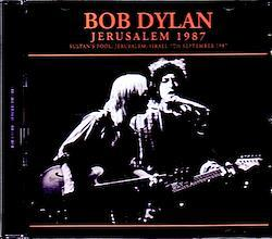 Bob Dylan,Tom Petty and the Heartbreakers/Israel 1987 Complete 1CD-R