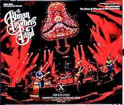 Allman Brothers Band/NY,USA 2020 S & V 3CD-R+1BD-R