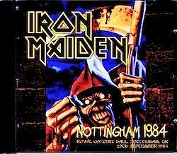 Iron Maiden/UK 1984 2CD-R