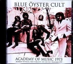 B.O.C. Blue Oyster Cult/NY,USA 1973 1CD-R