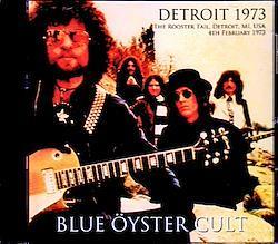B.O.C. Blue Oyster Cult/MI,USA 1973 1CD-R