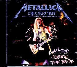 Metallica/IL,USA 1988 2CD-R
