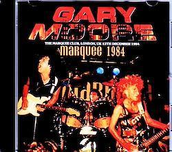 Gary Moore/London,UK 12.12.1984 1CD-R