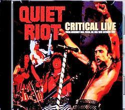 Quiet Riot/OK,USA 1984 1CD-R