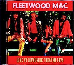 Fleetwood Mac/WI,USA 1974 2CD-R