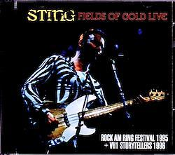Sting/Germany 1995 & more 2CD-R