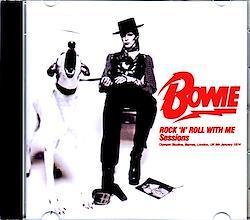 David Bowie/London,UK 1974 1CD-R