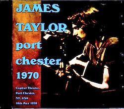 James Taylor/NY,USA 1970 1CD-R