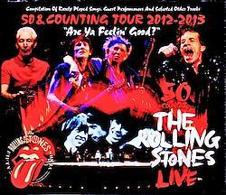 Rolling Stones/Compilation of rarely played songs, guest performances and selected other tracks 2012-2013 4CD-R
