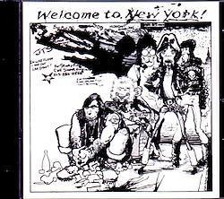 Rolling Stones/NY,USA 1972 Upgrade 1CD-R