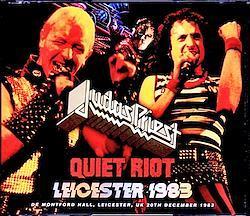 Judas Priest,Quiet Riot/UK 1983 3CD-R