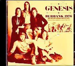 Genesis/CA,USA 1976 Upgrade 2CD-R