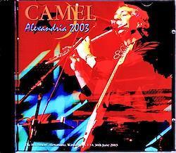 Camel/WA,USA 2003 2CD-R