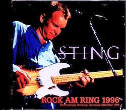 Sting/Germany 1996 1CD-R